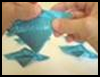 How   to Fold Paper Origami  Scary Sharks