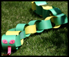 Paper   Chain Snake