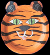 Easy Tiger Craft for Toddlers and Preschoolers