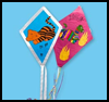 Chinese   Kites Craft for hildren