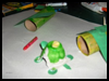 Egg   Carton Turtle Craft for Preschoolers & Toddlers