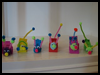 Inch   Worm Craft for Kids