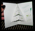 How to Make Pop-Up Chrstmas Tree Cards