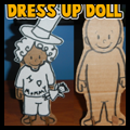 Dress-Up-Doll