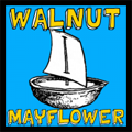 Walnut Mayflowers