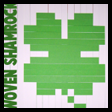 Paper Weaving Shamrock