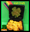 "Lucky Leprechaun's ""Pot of Gold"" Kid's Craft"