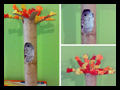 Craft : Squirrel in Tree