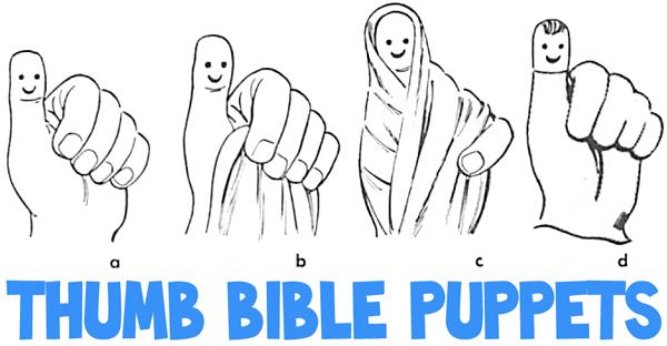 Thumb Puppets