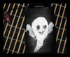 Cell Phone Pouch Ghosts
