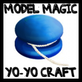 How to Make Model Magic Yo-Yos