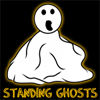 How to Make Standing Ghosts Crafts