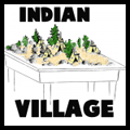 How to Make an Indian Village with Teepees and Wigwams