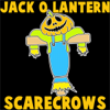 How to Draw Scarecrows with Pumpkin Heads with Easy Steps Instructions