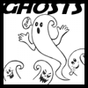 How to Draw Ghosts with Easy Step by Step Drawing Lesson