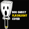 How to Make a Scary Ghost Paper Bag Flashlight Cover