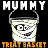 Making Mummy Treat Bags