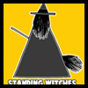 How to Make Standing Witches for Halloween