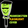 How to Make a Frankenstein Paper Bag Flashlight Cover