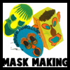 Mask Making Fun – How to Make 3 Different Style Masks How to Make 3 Different Style Masks