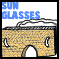 Eskimo Sun Glasses Craft