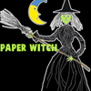 Twisted Paper Witch Craft