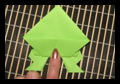 Origami Hopping Frogs