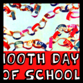 100th Day of School Chains