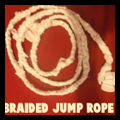 Braided Jump Ropes