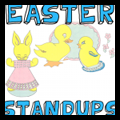 Easter Animal Standups