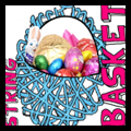 String Easter Baskets