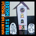 Milk Carton Haunted House
