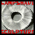 Paper Lampshade Sculpture