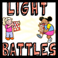 Make Fun Light Battles Toy