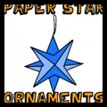Paper Star Ornaments