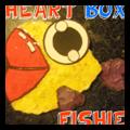 Hearts Boxes Into Fish Boxes