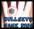 How to Make Bullseye Game Finger Ringsd