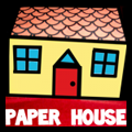 Foldable Printable Paper House
