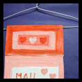 Valentines Day Mail Holders