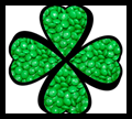 Candy Shamrocks