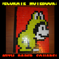 Mosaic Mario Decorated Notebooks