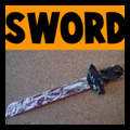 How to Make a Costume Knights Sword