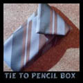 Neck Tie Pencil Holders