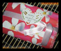 Valentine's Day Choclate Bar Wrappers