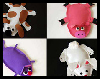 Adorable Animal Bean Bag Toys