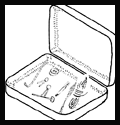 Altoids Tin Pocket Kits