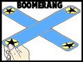 Boomerang Toy Craft