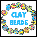 How to Make Clay Beads