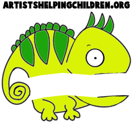 image about Chameleon Template Printable known as Chameleon Crafts for Youngsters: Strategies in direction of crank out Chameleons with