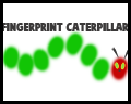 Fingerprint Caterpillars